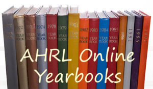 Colorful Yearbooks