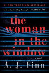 AJFinn - The Woman in the Window